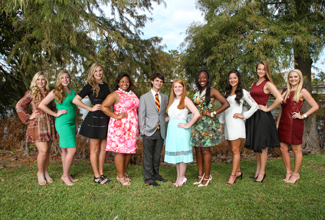 2015 Homecoming Court