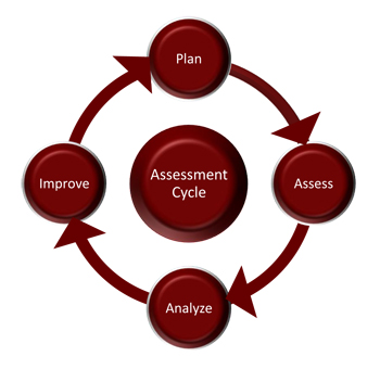 plan, assess, analyze and improve
