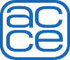ACCE accreditation seal