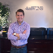 Aaron at AmWINS Atlanta 2016 Internship