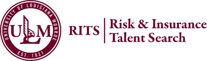 ULM Risk and Insurance talent search logo