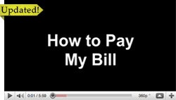 How to pay my bill