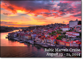 Balkan Marvels Cruise