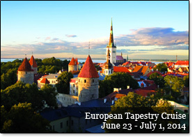 European Tapestry Cruise
