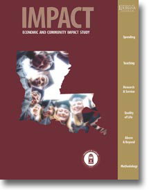 ULM Economic Impact Study Report