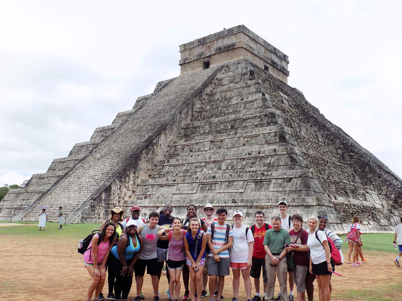 Study Abroad | ULM University of Louisiana at Monroe