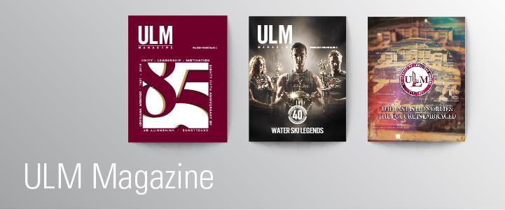 ULM Magazine