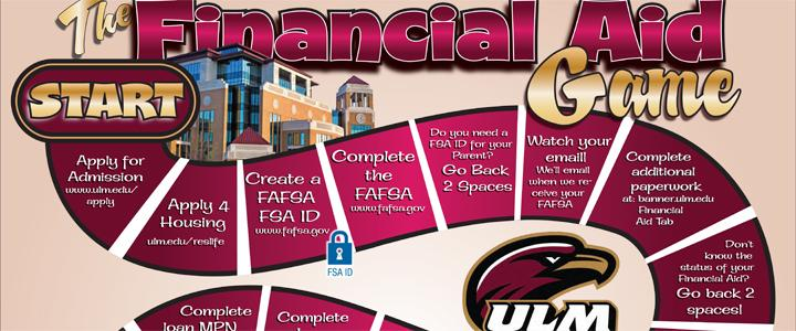 Play the Financial Aid Game!