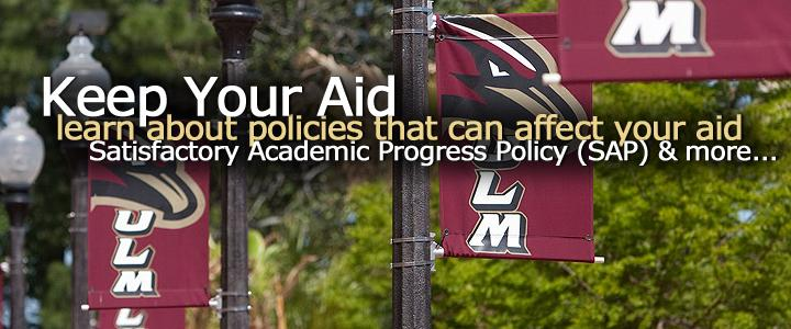 Keep Your Aid Learn About Policies
