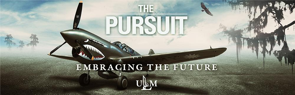 The Pursuit embracing the future