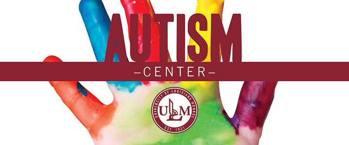 ULM Autism Center logo graphic