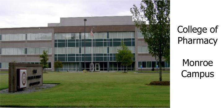 ULM School of Pharmacy - Monroe, LA