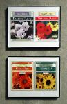 Title: Seeds Packet Designs 1-4