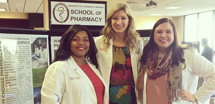 ULM SOP Pharmacy Alumni Liaisons