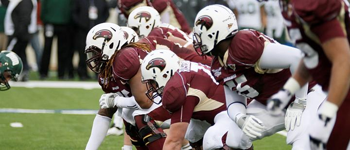 Photo of Warhawks versus Ohio