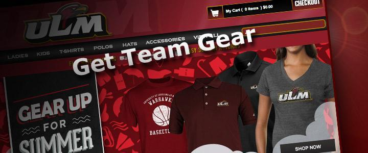 team gear and clothing images from web site