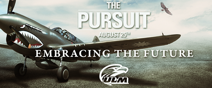 'The Pursuit' graphic