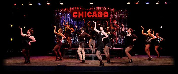 "Scene from 2012 production of ""Chicago"""