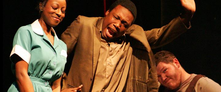"""Scene from 2011 production of """"Diviners"""""""