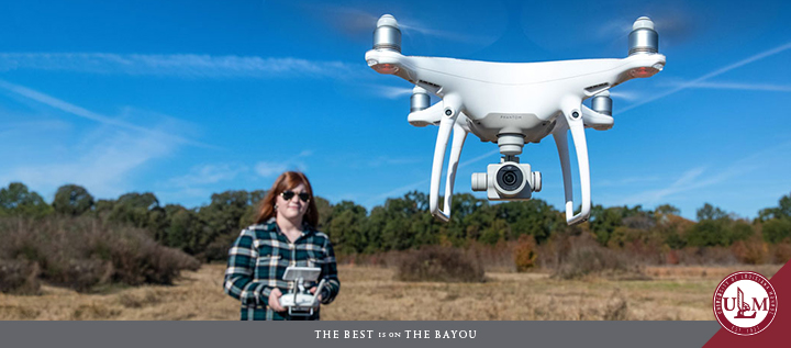 ULM offers one of the few Unmanned Aircraft Systems Management programs in the country.