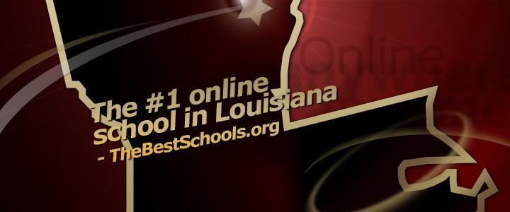 ULM ranked as number one online school in Louisiana by the best schools