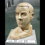 Title: Portrait Bust of Student