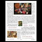 Title: Kandinsky Mag Spread, (page 2)