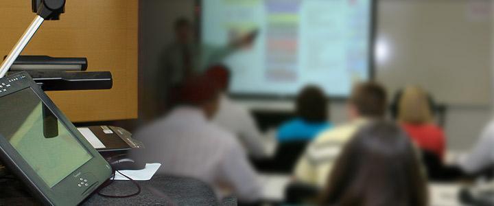 smart classroom image