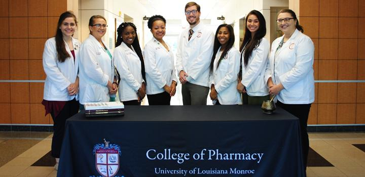 ULM College of Pharmacy SNPhA Organization