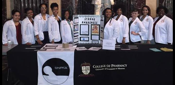 ULM School of Pharmacy SNPhA Organization