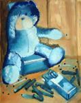 Title: Blue