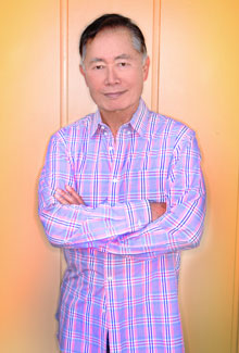 photo of Takei