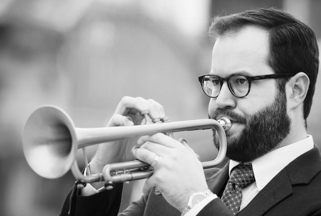 Dr  Eric Siereveld, Assistant Professor of Trumpet | ULM University