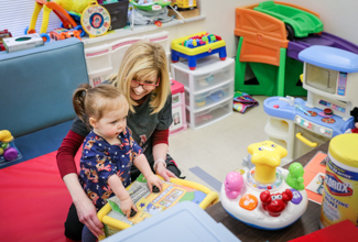 Mother: Our daughter gets the best care at ULM Occupational Therapy