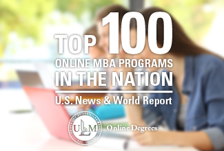 U.S. News & World Report ranks ULM online MBA in nation