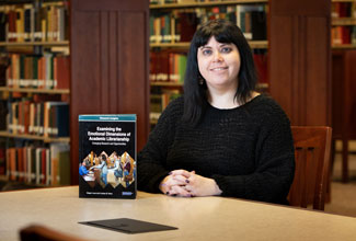 Library Director Megan Lowe writes book on challenges of modern librarians
