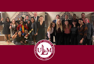 ULM Mock Trial team advances to national championship for 6th year