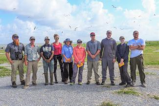 Grand Isle highlight of ULM biology students