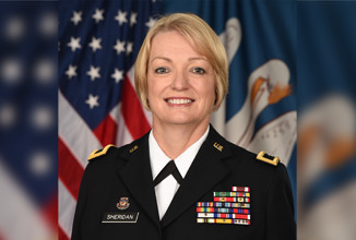 Brigadier General Joanne F. Sheridan named ULM