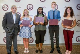ULM announces freshman essay winners