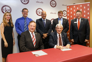 ULM, Centenary College create pathway for students seeking pharmacy degree
