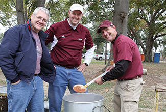 Chili cook-off and water ski show to precede ULM/ULL game Saturday