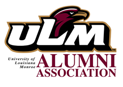 ULM Alumni Association logo