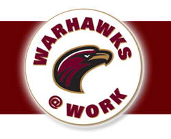 Graphic of Warhawks at Work
