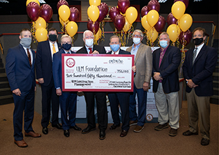 School of Construction Management receives $250K gift from La. Contractors