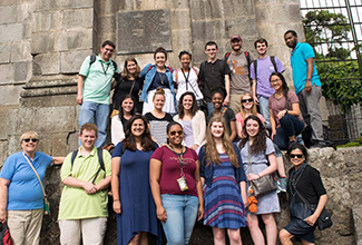 Study abroad program takes ULM students to Costa Rica