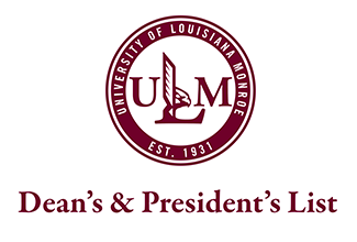 ULM Announces Spring 2018 Outstanding Students