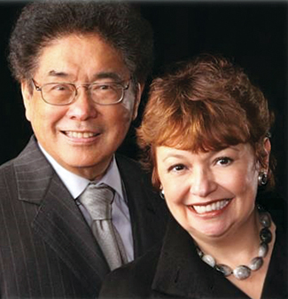 Photo of Drs. Harry and Rosemary Wong