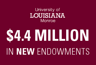 ULM announces new endowments for faculty and student support