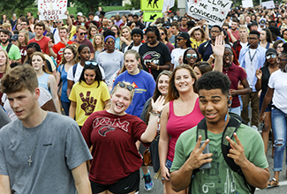 9,290 students at ULM for fall 2017